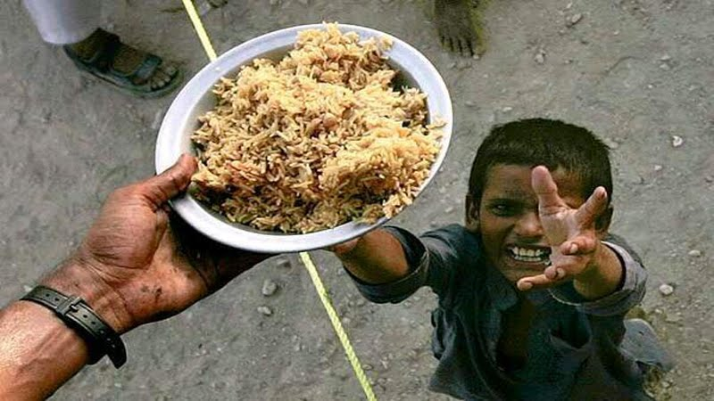 Pakistan has a serious hunger problem and it's likely to worsen